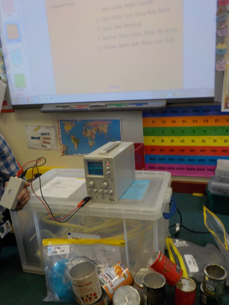 Science, Sound and Hearing (19th October 2015) | Rackheath Primary