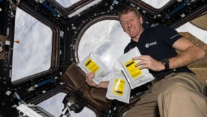 Tim Peake Space Seeds